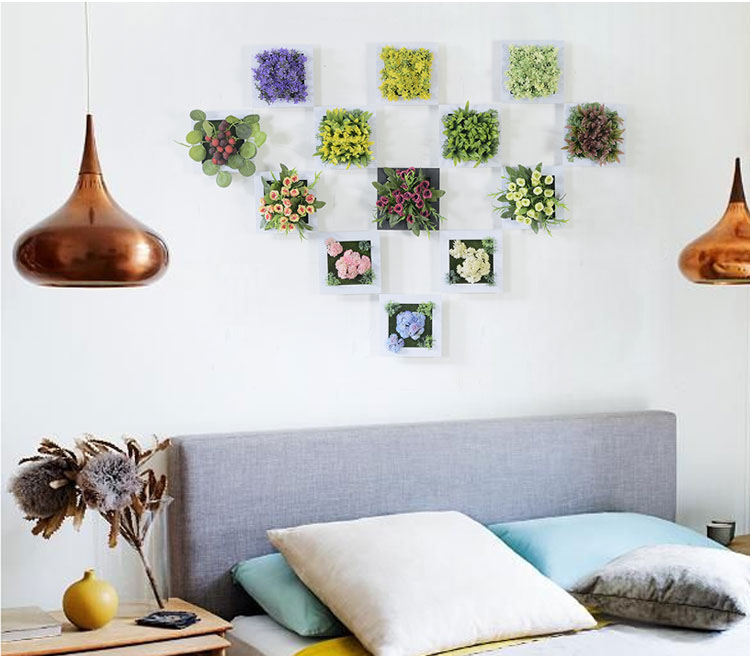 Popular wall plant hangers buy cheap wall plant hangers for Real plants for home decor