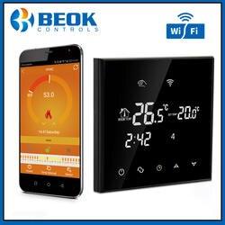 Beok wifi умный термостат TGT70 wifi-EP Электрический напольный нагревательный регулятор температуры