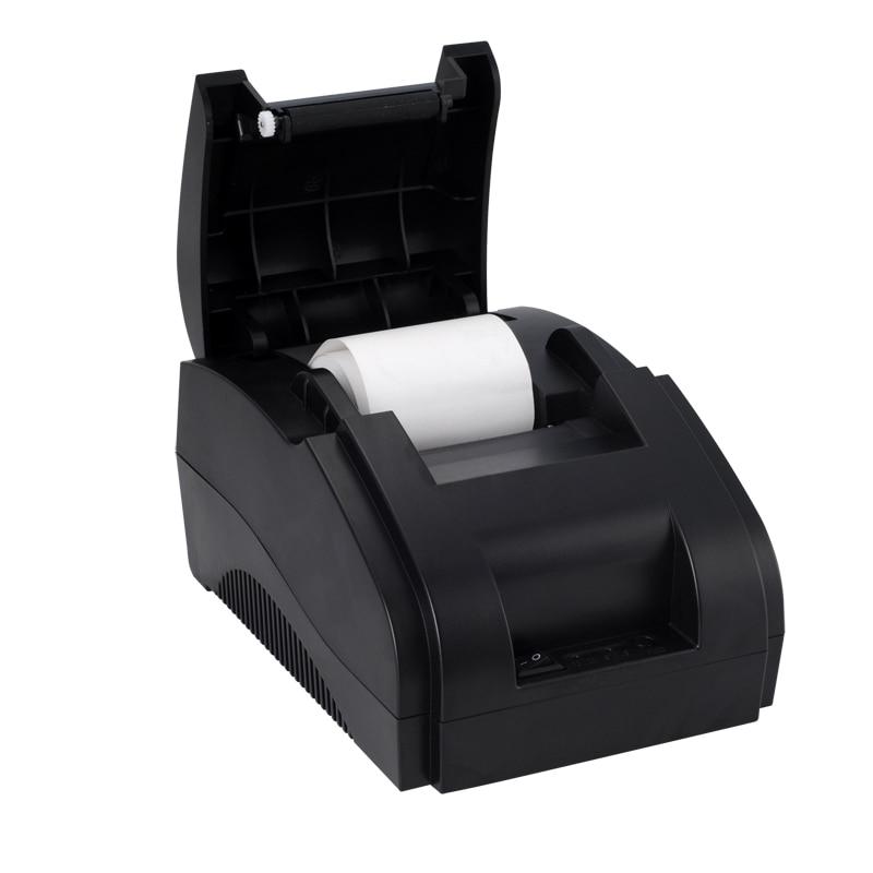 Impressoras de recibos térmica impressora de Printing Paper : 57.5±0.5mm