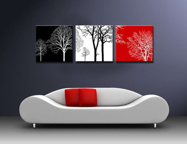 Hot Sale Modern Abstract Wall Canvas Art Oil Painting -9402