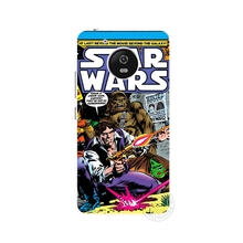 Star Wars Marvel Comics Case Cover For Motorola Moto G6 G5 G4 PLAY PLUS ZUK Z2 pro BQ M5.0
