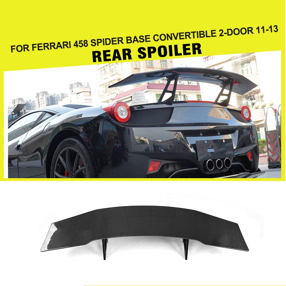 Ferrari 458 Spider Wiring Diagram Schematic Electronic Coupe Trunk Cables Harness Used Pn 190152 Carbon Fiber Ml Styling Car Rear Spoiler Wing Lip For Rhaliexpress