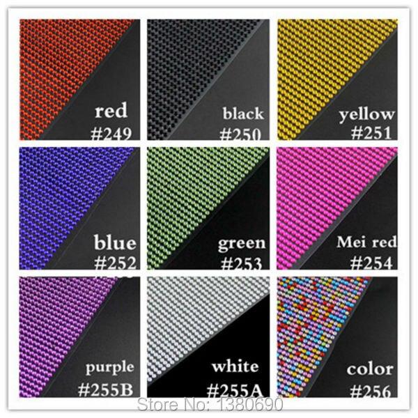 900pcs set 4mm Colour Crystal 3D Individuality Creative Sticker ... c6f55344553c