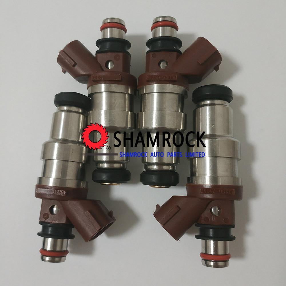 Original Fuel Injector nozzle OEM 23250 75050 23209 79095 23209 39015 fits For 1995 2000 Ttoyota