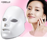 Top Brand LED Photon Therapy 7 Colors Light Treatment Facial Beauty Skin Care Rejuvenation Light Therapy Acne Treatment Laser
