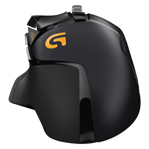 Image 5 - Logitech G502 HERO Engine with 16,000 DPI High Performance Gaming Mouse HERO  Programmable Tunable LIGHTSYNC RGB for Mouse Gamer