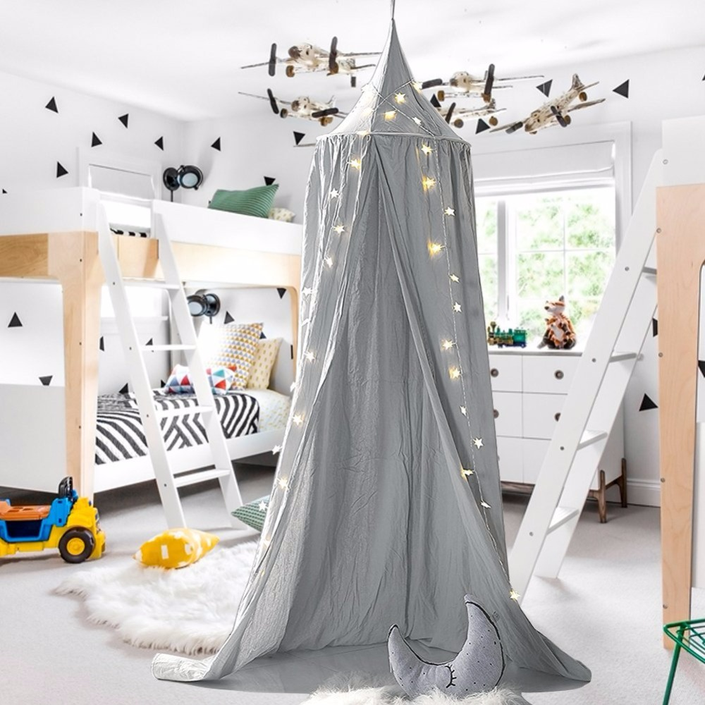 Bed Canopy Reading Nook Tent Dome