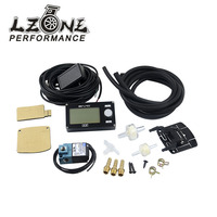 LZONE RACING Digital LCD Display EVC 6 Electronic Valve Boost Controller Range 7 31 PSI 0