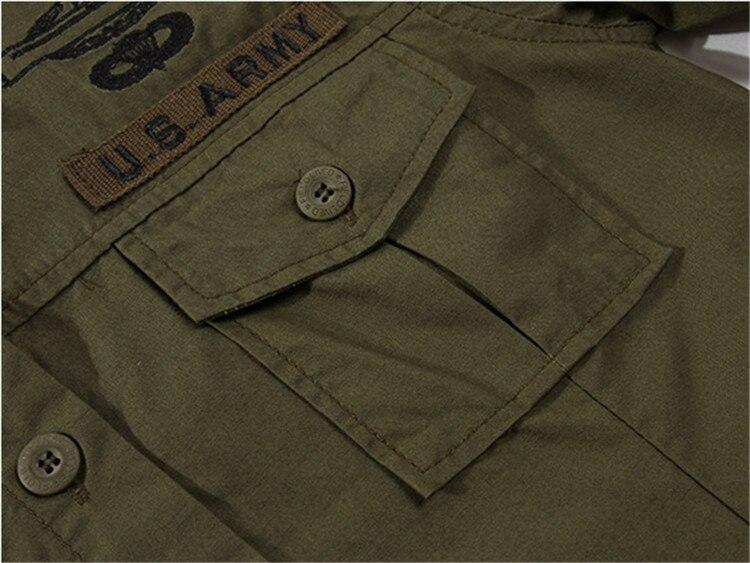 Women Military Shirt 101 Airborne Combat Tactical Short Sleeve Shirt Cotton Girls Casual Streetwear Handsome Tops Ladies Shirt Women's Clothing