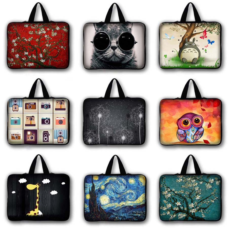 17 3 Notebook Sleeve 13 3 14 1 15 6 Laptop pouch 7 9 9 7 10 1 11 6 tablet Bag Ultrabook cover for macbook air 11 case LB 23497 in Laptop Bags Cases from Computer Office