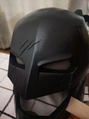Armored Batman Mech Helmet Batman v Superman: Dawn of Justice Cosplay Props Mask Costume Accessories