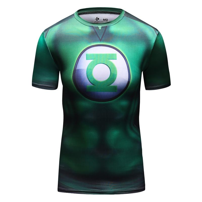 Brand New Summer 3D Printed T Shirt Fitness Men'S Short Sleeve Tshirt Creative Men'S T-Shirt M-XXL plus size tops & tees
