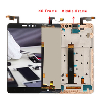 LCD Screen Touch Display For Xiaomi Redmi Note 3 Pro High Quality Replacement Screen For Xiaomi