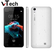 Оригинал HOMTOM HT16 5.0 «HD 720 P MTK6580 Смартфон Android 6.0 Quad Core Мобильный Телефон 1 ГБ + 8 ГБ ROM 5MP 8MP 3000 мАч 3 Г Мобильный Телефон