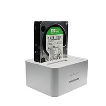 """De alta Velocidad Usb 3.0 Adaptador de Disco Duro Sata Hdd Estación de Acoplamiento De Aluminio completo 2.5 """"/3.5"""" Caja de almacenamiento con Diseño Universal Hdd Caso"""