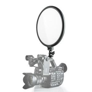Image 5 - VILTROX VL 500T 25W LED แหวน Studio โคมไฟ Slim Bi สี Dimmablet สำหรับกล้องถ่ายภาพ YouTube วิดีโอสด