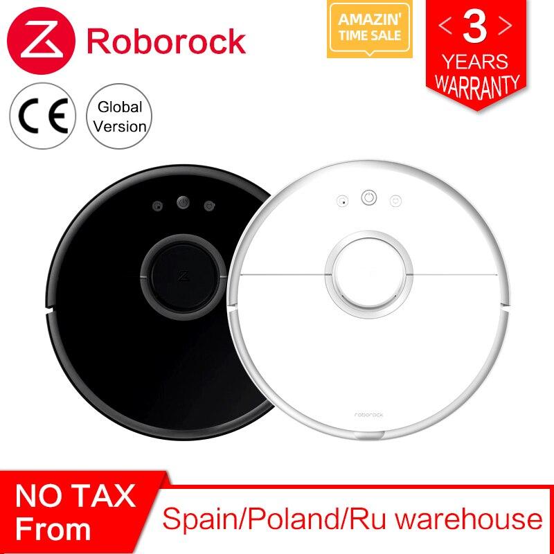 Roborock s50 s55 Robot Xiaomi aspirapolvere 2 per la casa Intelligente Di pulizia A umido Pulire Mi polvere Tappeto Automatico Spazzare senza fili