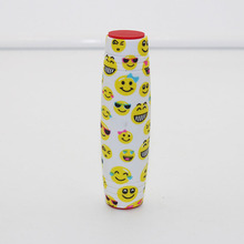 Hottest Anti stress Reaction Toys MOKURU Tumbler Hand Tumbling Decompression Concentrate desktop Toy Kururin Funny Party
