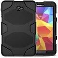 Для Samsung Galaxy Tab A 10.1 T580 Case Коке SM-T585 Heavy Duty Прочный Влияние Гибридный Дело Kickstand Защитный Чехол Противоударный