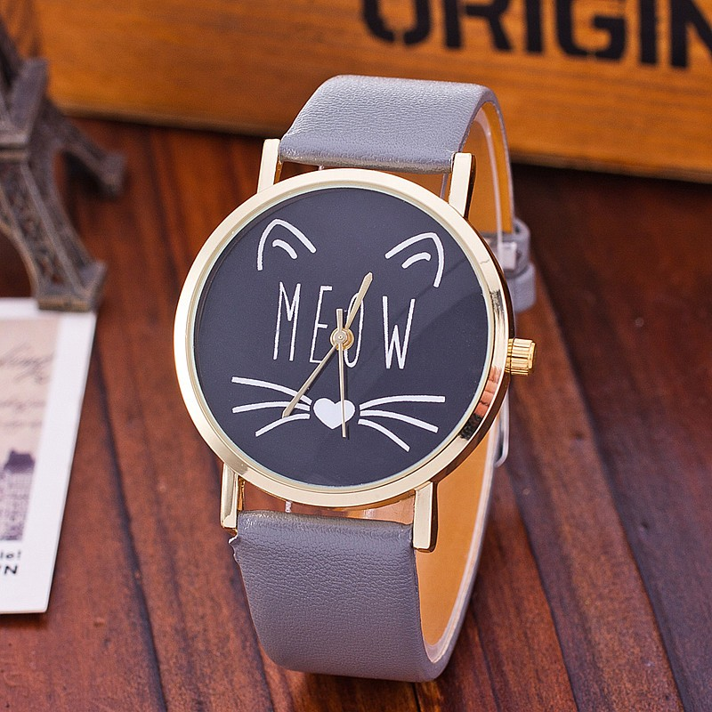 Meow Cat Watch