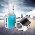 5 v 3.1a usb carregador de isqueiro do carro adaptador de carregamento para iphone 6 s samsung s6 usb portátil universal carregadores