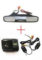 Wireless Color Car Rear View Camera For Mazda 6 Mazda 3 CX 7 CX 9 With
