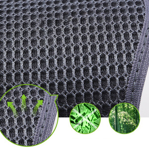 Image 3 - Cushion Bamboo Charcoal Sports Foot Antibacterial Unisex Breathable Shoe Pads Ice Silk Insoles Care Outdoor Dry Deodorant Hiking