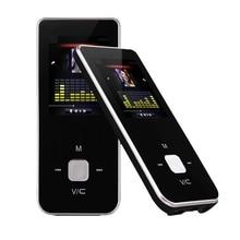 Mini Portátiles de Música MP3 MP4 Player 1.8 Pulgadas de Pantalla de la Ayuda TF/Micro Tarjeta SD con Juego de Vedio Grabador de Voz Radio Photo Viewer O2