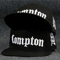 west beach gangsta city crip N.W.A Eazy-E compton skateboard cap snapback hat hiphop fashion baseball caps Adjust flat-brim cap