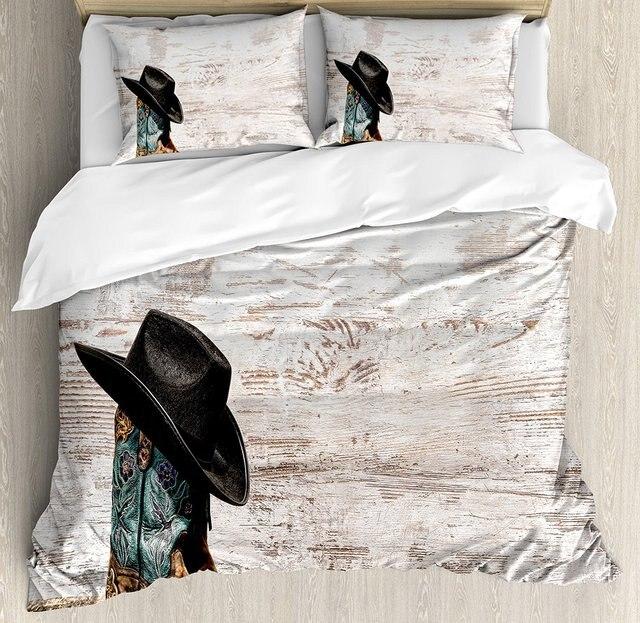 Chapéu e Botas de Cowgirl ocidental Rodeo Cowboy Tradicional em uma Retro  Grunge Fundo Da Arte 21bb9b25370