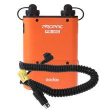 Godox PB960 External Flash Power Battery Pack 4500mAh +Power Cable Nx For Nikon Speedlite