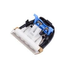 Riwa керамическое лезвие машинка для стрижки волос клипер лезвие для RE-750A машинка для стрижки волос