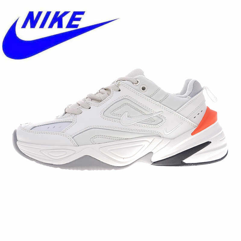 new concept 93cb0 b5ef2 Nike Air Monarch The M2K Tekno Men s and Women s Running Shoes,  Wear-resistant Breathable