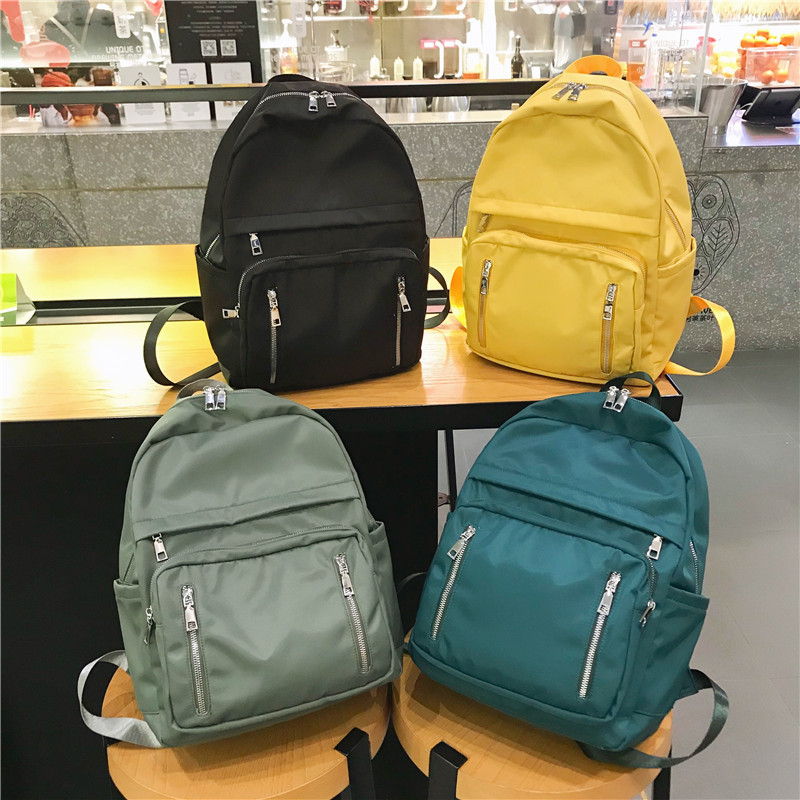 Fashion Backpack Women Backpack waterproof Students bookbag bagpack Large Capacity Shoulder Bag Multi pocket Backpack Women 2020Backpacks   -