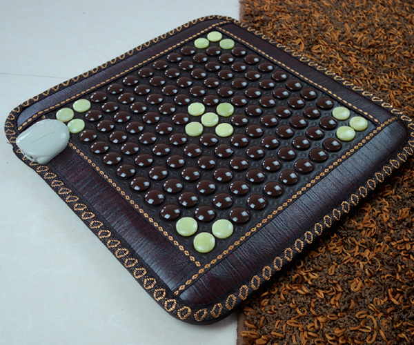Hottest Jade Cushion Germanium Cushion Jade Thermal Heated Germanium Nice Bottom Jade Pad Mssage Pad 45*45cm Free Shipping ada instruments ada tempro 700