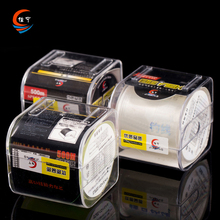 500M Fishing Line Super Strong Monofilament Nylon Transparent Fluorocarbon Carp Durable