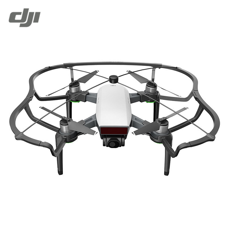 цены DJI Spark RC Quadcopter Drone FPV Racing Spare Part Propeller Guard Blade Protector W/ Landing Gear Protection Kit