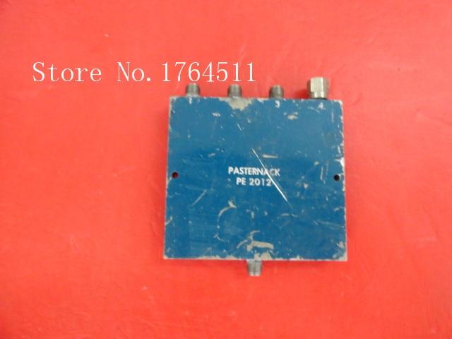 [BELLA] PASTERNACK A Four PE2012 1-2GHz SMA Divider