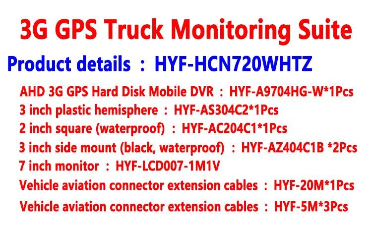 kit de monitoramento de monitoramento do canal engenharia veículo ônibus