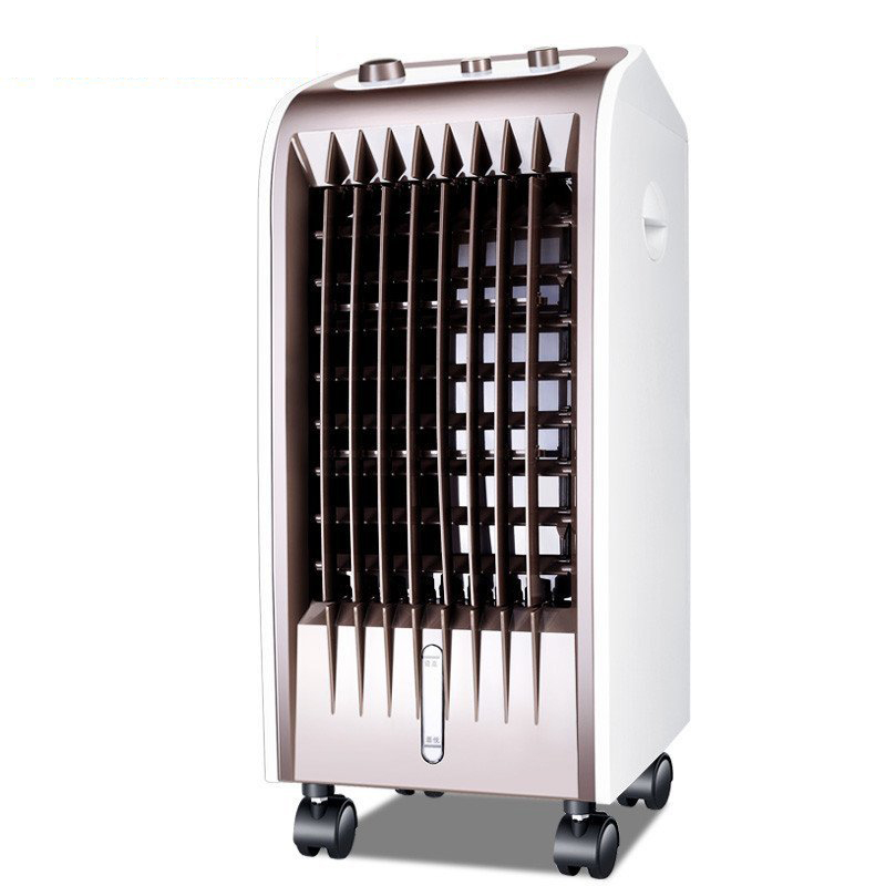 Portable Cold Air Fan : Cooling air conditioning fan portable in