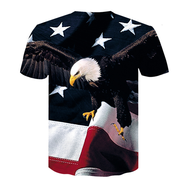 American Flag Shirt 1