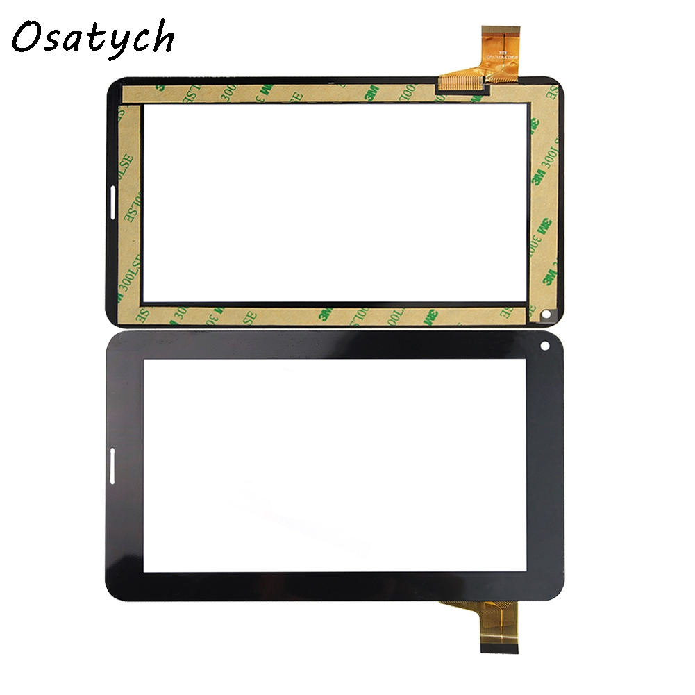 New Touch Screen for  M721G Tablet With Handset Hole Touch Panel Digitizer Glass Sensor replacement  Free Shipping new touch screen for 8 4good t800i wifi tablet touch panel digitizer glass sensor replacement with speaker hole free shipping