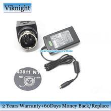 Original Power Supply AC ADAPTER LI SHIN LSE9901B2460 TP260 24V 2.5A 60W Laptop Adapters for DAJING DJ-240250-SA EPSON M129H BTP цена