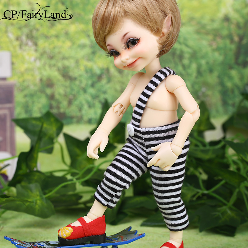 Fairyland FL RealFee Soso 1/7 bjd sd resin figures luts ai yosd kit doll for sales toy gift High-quality resin dolls fairyland realpuki soso bjd sd doll for sales toy gift