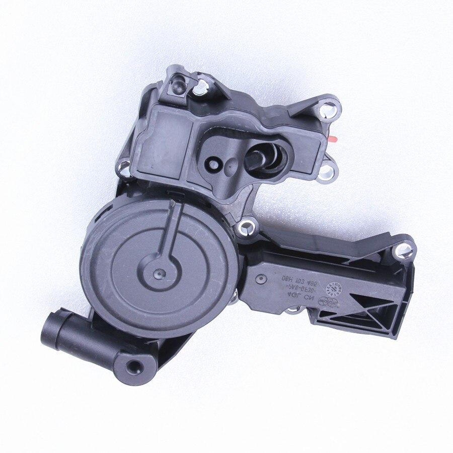 TUKE 100% Vw véritable séparateur d'huile PCV ensemble de soupape pour VW Passat Jetta Golf Gti Tiguan Eos A3 A4 A5 Q5 TT 06 H 103 495
