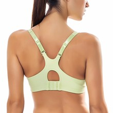 New Women's Level 4 Support Non Padded Powerback Underwire active Bra