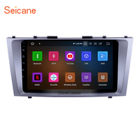 Seicane Android 9.0 9 GPS Car Radio For Toyota CAMRY 2007 2008 2009 2010 2011 One Din Multimedia Player Touchscreen Head Unit