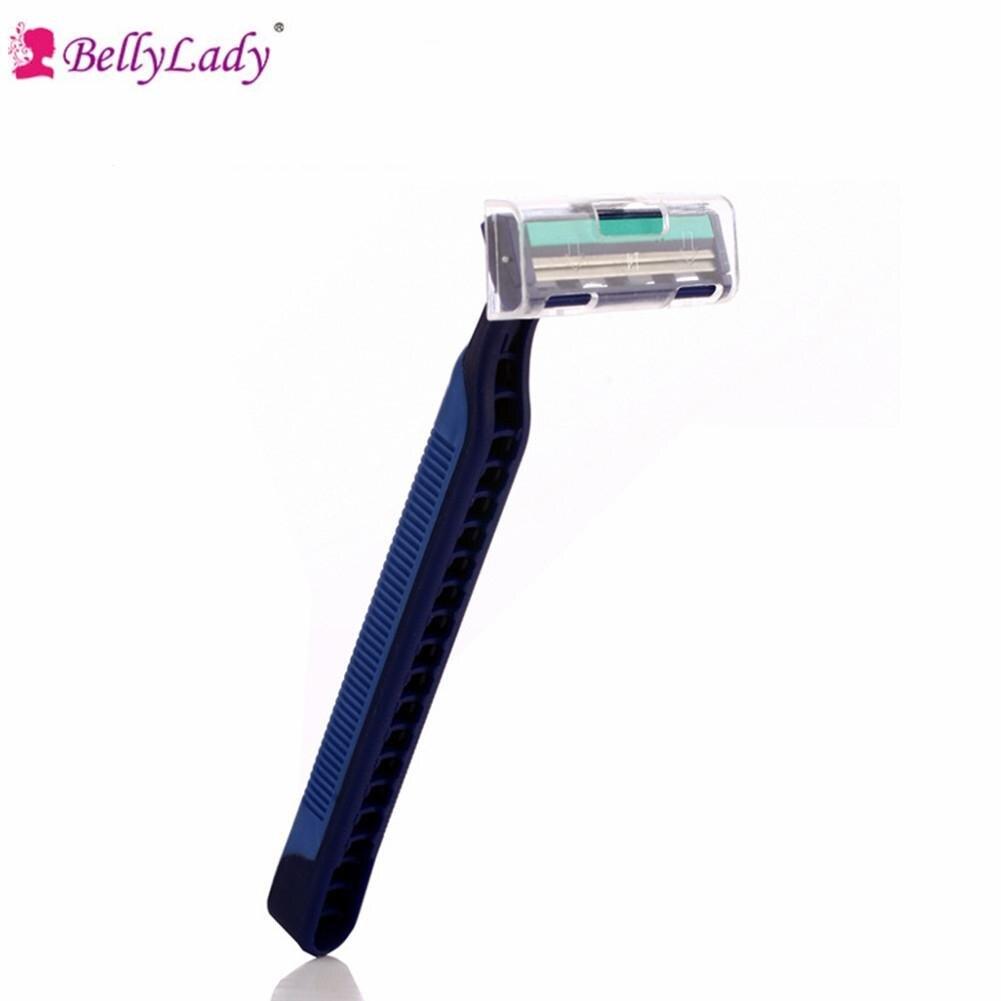 Schönheit & Gesundheit Rasiermesser 5 Teile/satz Edelstahl Klinge Rasiermesser Badezimmer Einweg Sicherheit Rasieren Griff Rasiermesser Für Mann Gesicht Körperpflege Rasieren