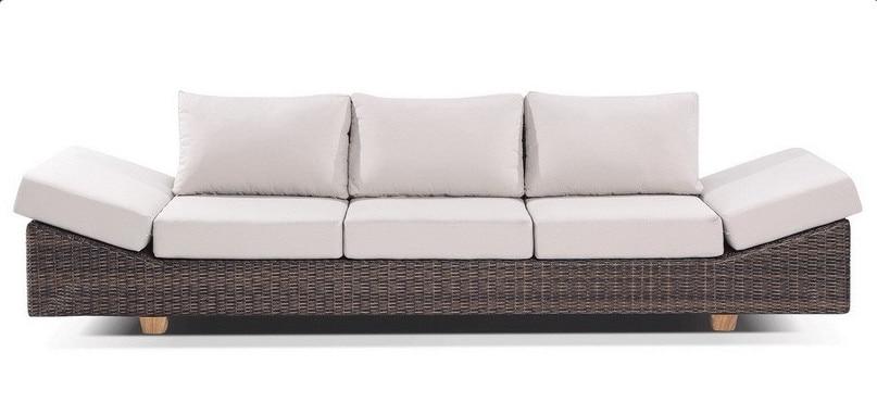 Rattan ecksofa lounge  Online Kaufen Großhandel rattan sofa lounge aus China rattan sofa ...