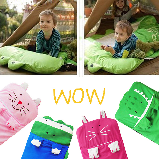 Animal Baby Bedding Baby Sleeping Bags Kid Sleeping Sack Infant